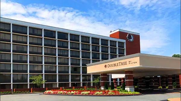 Charlottesville Double Tree Hotel